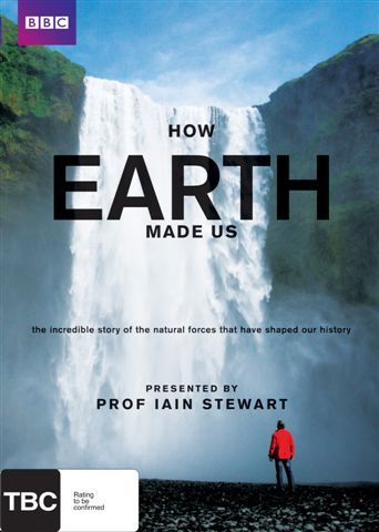 How Earth Made Us on DVD image