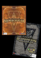 Morrowind + Bloodmoon Bundle Pack for PC Games