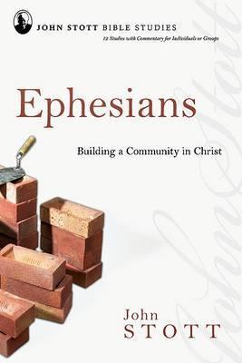 Ephesians by John Stott image