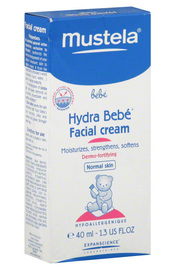 Mustela Hydra Bebe Facial Cream (40ml)