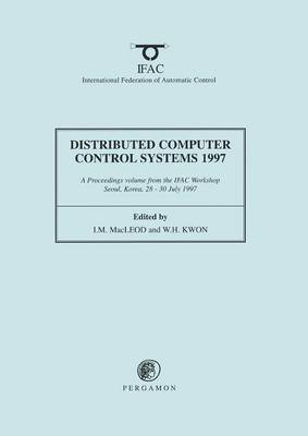 Distributed Computer Control Systems 1997 by International Federation of Automatic Control image