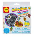 Alex: Shrinky Dinks - Pony Jewellery