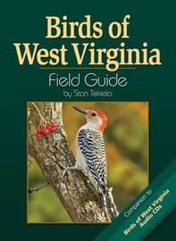 Birds of West Virginia Field Guide by Stan Tekiela image