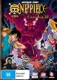 One Piece (uncut) Collection 37 (Eps 446 - 456) on DVD