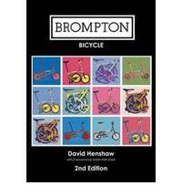 Brompton Bicycle by David Henshaw