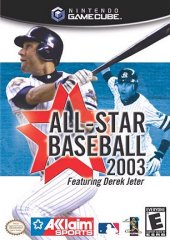 All Star Baseball 2003 for GameCube
