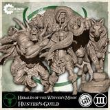 Guildball: The Hunter's Guild - Heralds of the Winter's Moon Expansion