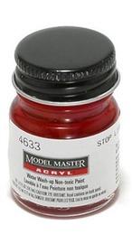 Testors Stop Light Red Gloss Acrylic