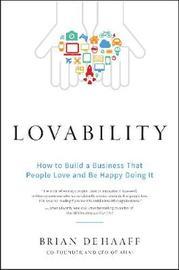 Lovability by Brian De Haaff