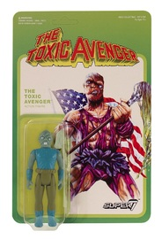 Toxic Avenger (Movie Edition) - ReAction Figure