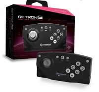 Hyperkin Retron 5 Gaming Console - Black for  image