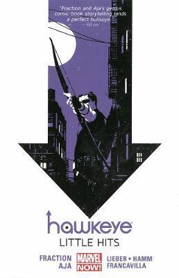 Hawkeye Volume 2: Little Hits (marvel Now) by Matt Fraction image