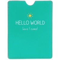 Happy Jackson Hello World Passport Cover