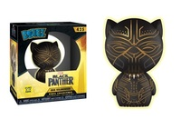 Black Panther - Erik Panther (Glow) Dorbz Vinyl Figure