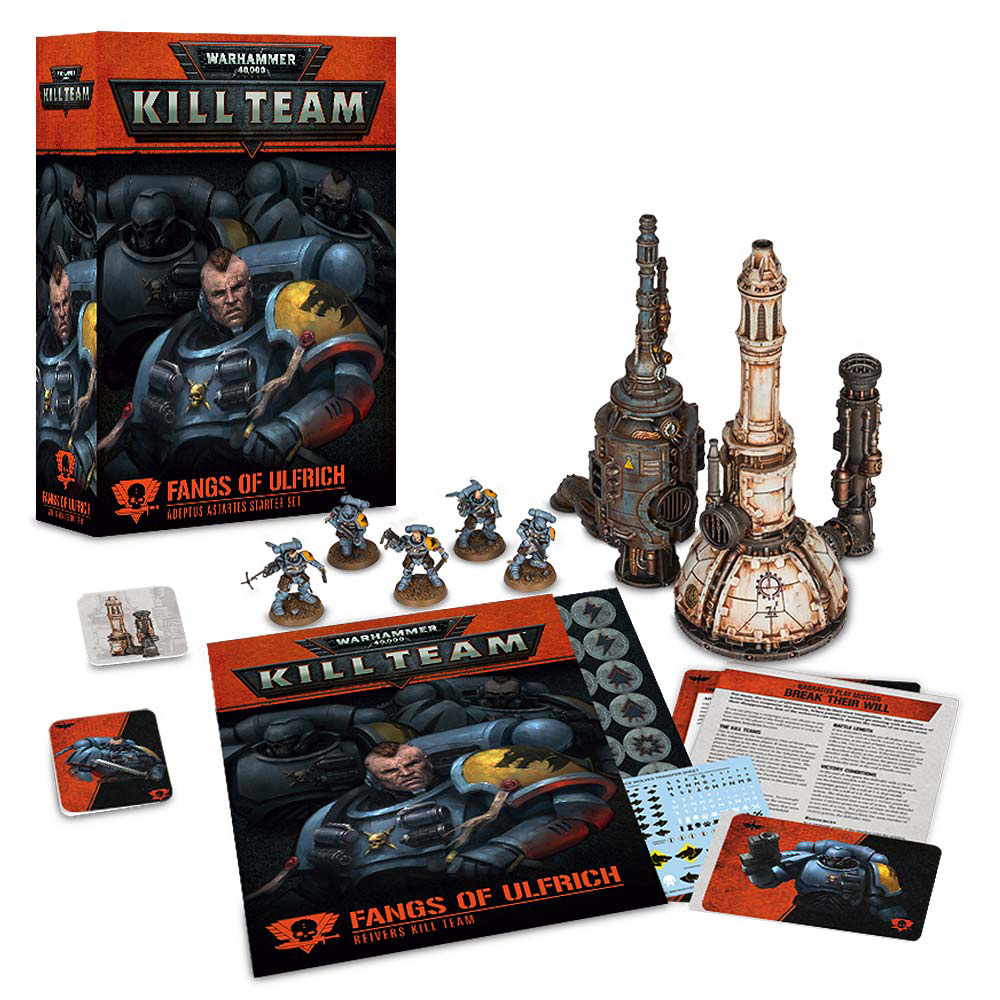 Warhammer 40,000: Kill Team - Fangs of Ulfrich image