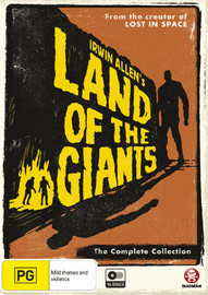 Land Of The Giants: The Complete Collection (limited) on DVD