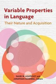 Variable Properties in Language