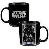 Star Wars Darth Vader Join Us Or Die Mug