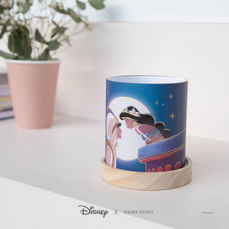 Disney: Mini Glass Lantern - Jasmine image