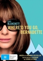 Where'd You Go, Bernadette on DVD