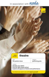 Teach Yourself Amateur Theatre by Mark Pemberton image