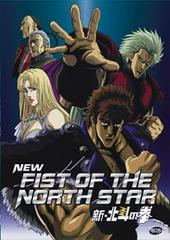 New Fist Of The North Star - Vol 1 & Collector's Box on DVD