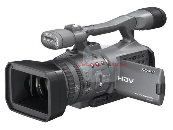 Sony HDRFX7E HDV Handycam