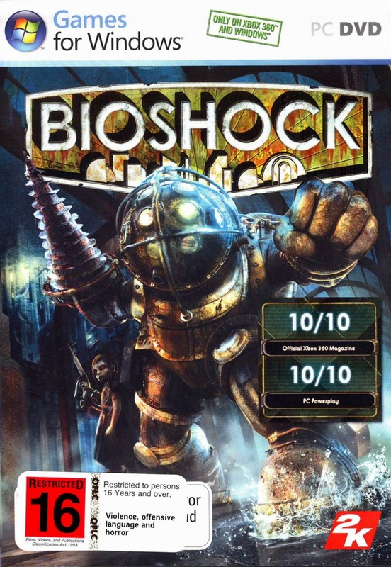 BioShock for PC Games