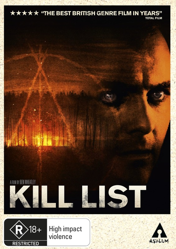 Kill List on DVD