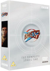 Blake's 7 - Complete Series 1 (5 Disc) (1978) on DVD