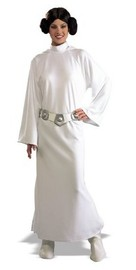 Star Wars Princess Leia Deluxe Costume (Standard Size)