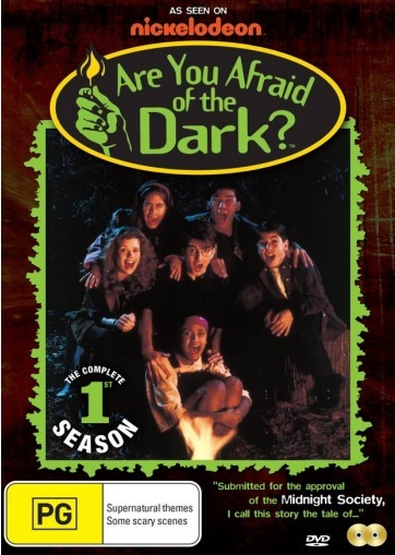 Are You Afraid Of The Dark? - Season One on DVD image