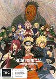 Naruto Shippuden The Movie: Road to Ninja on Blu-ray