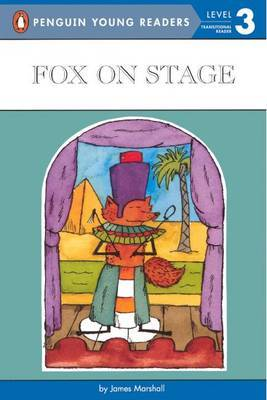 Fox on Stage by James Marshall image