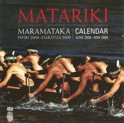 Matariki Calendar 2008-2009 image