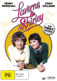 Laverne & Shirley - The First Season DVD