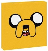Adventure Time: Jake - Character Wall Canvas
