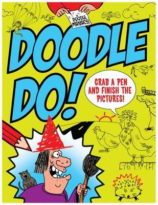 Doodle Maniacs by Peter Coupe image