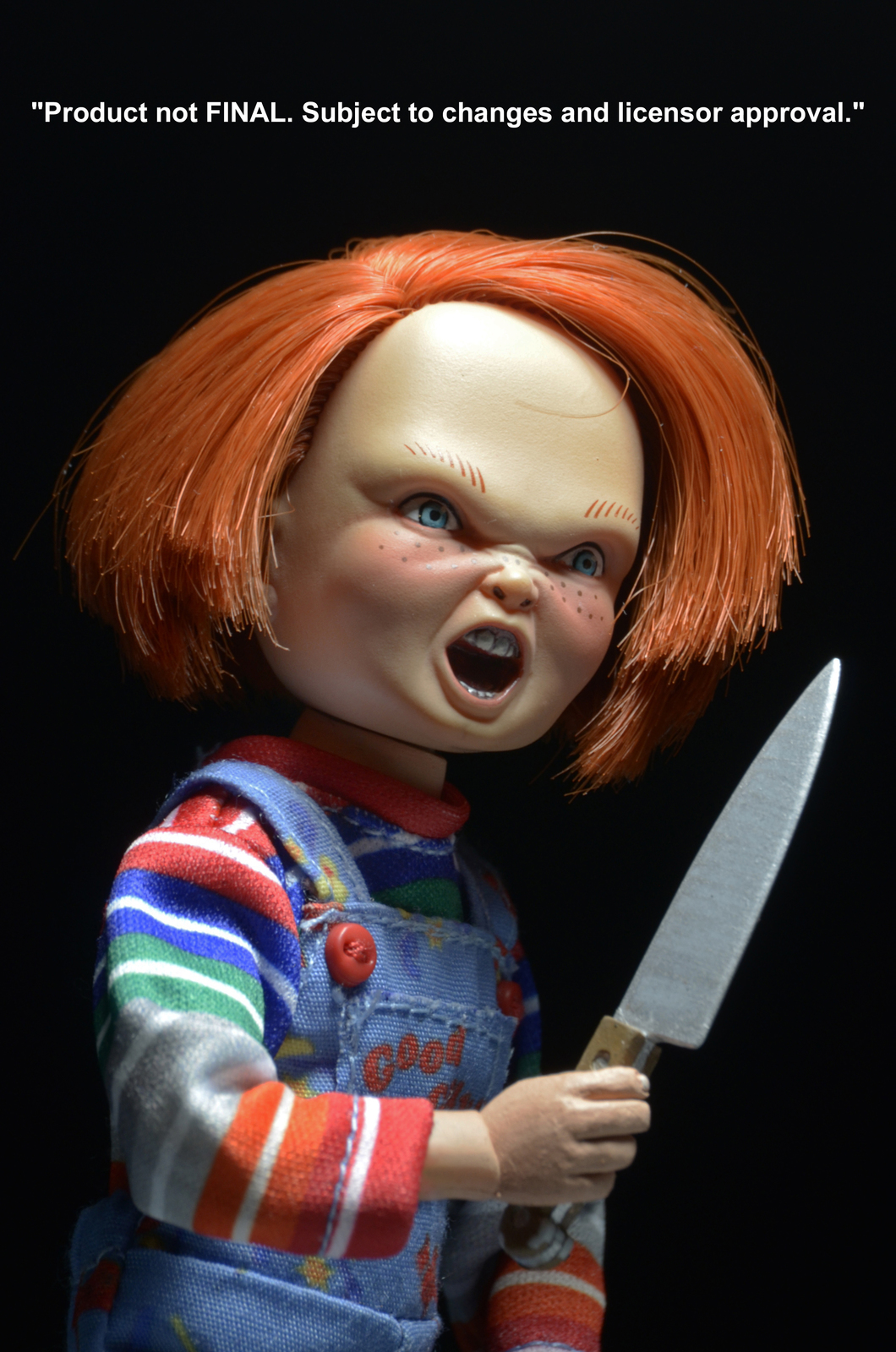 "Child's Play: Chucky - 8"" Clothed Action Figure image"