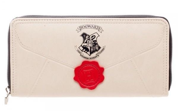 Harry Potter - Letter Zip Wallet