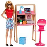 Barbie: Doll and Furniture Office Playset
