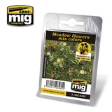 Ammo of Mig Jimenez: Meadow Flowers - Mixed Colours
