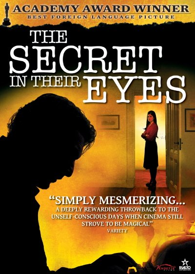 The Secret In Their Eyes DVD image