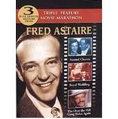 Fred Astaire Triple Feature (Second Chorus/Royal Wedding/the Over The Hill Gang Rides Again) on DVD