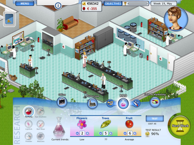Beauty Factory for PC Games image