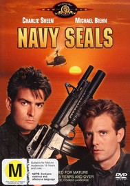 Navy Seals on DVD image