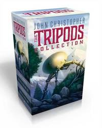 The Tripods Collection Box Set (4 Books, Hardback) by John Christopher
