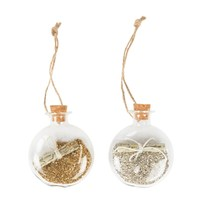 Fairy Dust Make A Wish Bauble (Assorted)