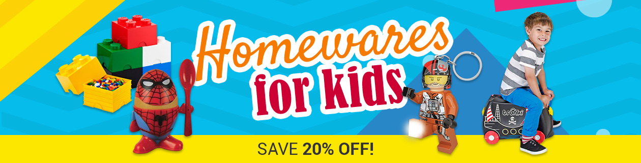Homewares for Kids Sale