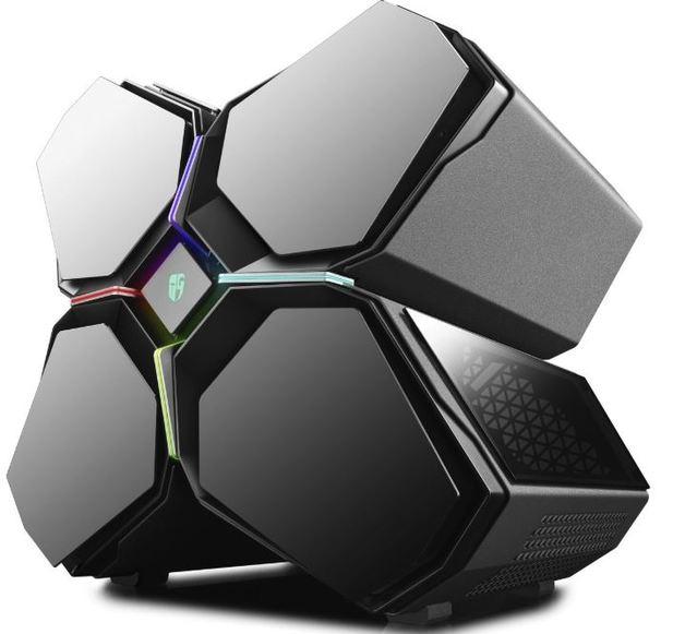 Deepcool Gamerstorm Quadstellar Smart PC Case